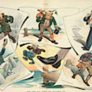 Chinese Exclusion Act, 1905 Poster