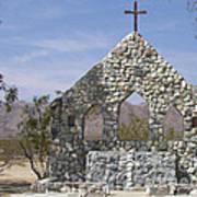 Chiriaco Summit Chapel Poster