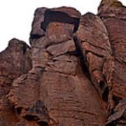 Chiricahua National Park - Wonderland Of Rocks009 Poster