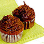 Chocolate Cupcakes Poster