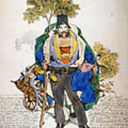 Cholera Protection, 1831 Poster