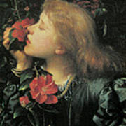 Choosing  Poster by George Frederic Watts