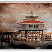 Choptank River Lighthouse Poster