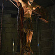 Christ Of Salardu Poster