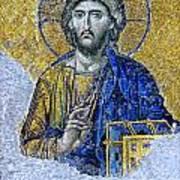 Christ Pantocrator II Poster