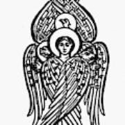 Christianity Tetramorph Poster