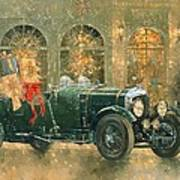 Christmas At Fortnum And Masons Poster