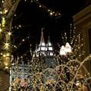 Christmas At Temple Square 11 Poster