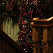 Christmas Banister 2 Poster