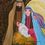 Christmas Blessing Poster