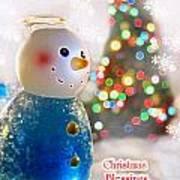 Christmas Blessings Poster