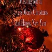 Christmas Card 4 Poster