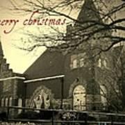 Christmas Chapel Poster