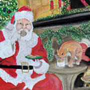 Christmas Is For Sharing 2 Poster by Danae McKillop