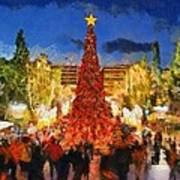 Christmas Night Poster