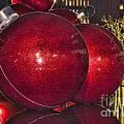Christmas On 5th Avenue Manhattan 4 Poster