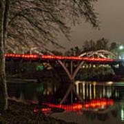 Christmas On Caveman Bridge Poster