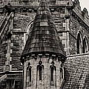 Christs Church - Dublin Ireland Poster