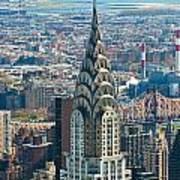 Chrysler Building - Nyc Poster