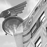 Chrysler Building 4 Poster by Mike McGlothlen