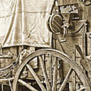 Chuck Wagon Poster