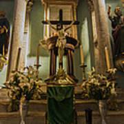 Church Altar Poster