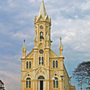 Church, Brazil Poster