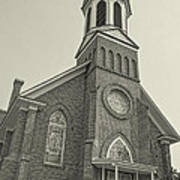 Church In Sprague Washington 4 Poster