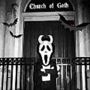 Church Of Goth Poster