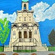 Church Of Holy Saint .danforth Poster