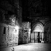 Church Of The Holy Sepulchre Poster by Amr Miqdadi