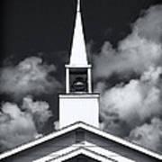 Church Steeple Poster