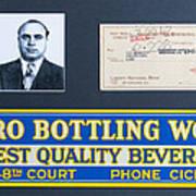 Cicero Bottling Works Chicago Brewing Poster