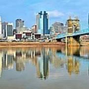 Cincinnati Reflects Poster
