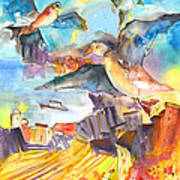 Cinque Terre 05 Poster