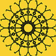 Circle 2 Icon Poster