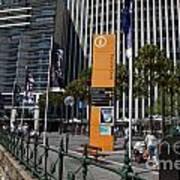 Circular Quay Sydney Poster