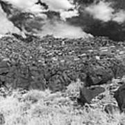 Citadel Pueblo West Wall Poster