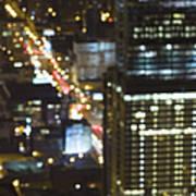 City Blur Poster