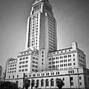City Hall. Poster