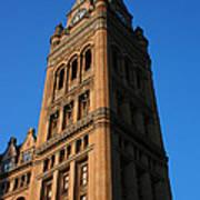 City Hall - Milwaukee Poster
