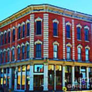 City - Hannibal Missouri - Mark Twain- Luther Fine Art Poster