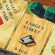 City Island Monopoly Vii Poster