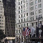 City Life - New York City Poster