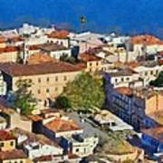 City Of Nafplio Poster