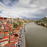 City Of Porto In Portugal Poster