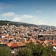 Cityscape Of Sibenik Croatia Poster