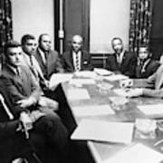 Civil Rights Leaders, 1964 Poster