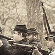 Civil War 3 Poster