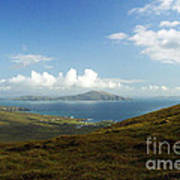 Clare Island Connemara Ireland Poster